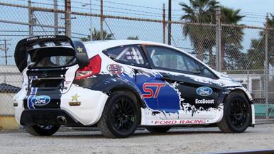 2014-2018 Fiesta ST RACE Suspension Package