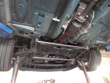 2013-2016 Nissan Versa Note 4 Point Lower Tiebar Brace