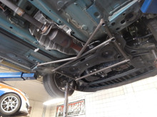 Piercemotorsports 6 Point lower Tiebar brace