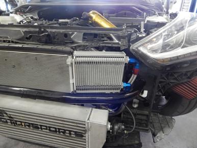 2012-2018 Piercemotorsports Veloster Turbo Oil Cooler Kit