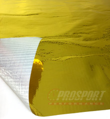 Gold Reflective Heat Wrap