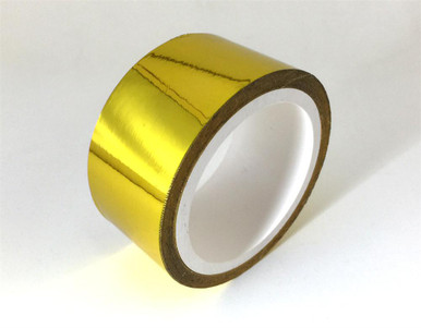 Gold Heat Reflective Self Adhesive Tape 30 Feet x 2 Inches wide
