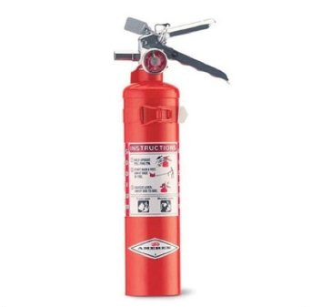 Amerex 2.5lb Racecar Fire Extinguisher with Bracket