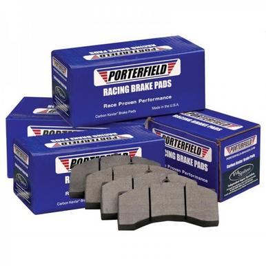 2013-2018 Veloster Turbo Performance FR/RR Brake Pad Kit