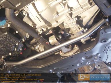 2015-2018 Kia Forte 2 Point Lower Tiebar