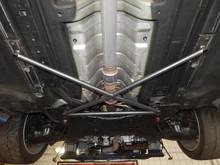 Piercemotorsport Veloster X Brace