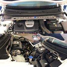 Piercemotorsport 2017 Hyundai Elantra Sport Strut Brace