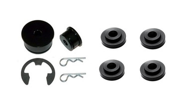 2011-2018 Veloster Torque Solutions Shifter and Base Bushing Kit