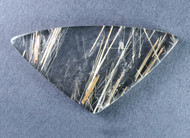 Fantastic! Rutilated Quartz Cabochon -w- Golden Needles #14595