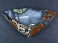 Amazing Priday Plume Agate Designer Cabochon  #15163