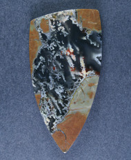 Amazing Priday Plume Agate Designer Cabochon  #15225