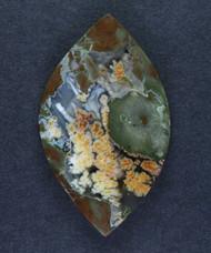 Amazing Priday Plume Agate Designer Cabochon  #15576