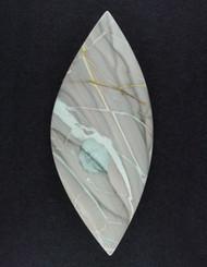 Gorgeous Orby Willow Creek Jasper Designer Cabochon  #15721
