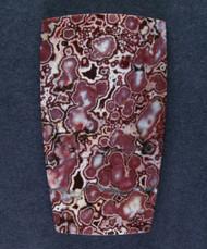 Colorful Hornitos Poppy Jasper Designer Cabochon  #15846