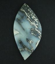 Gorgeous!! Rare Nipomo Marcasite Agate Collectors Cabochon #15985