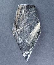 Fantastic! Rutilated Quartz Cabochon -w- Golden Needles  #17209