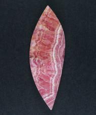 Bright Pink Rhodochrosite Cabochon - Fantastic Colors  #17258