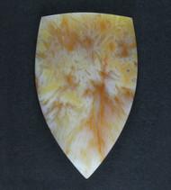 Gorgeous Designer Cabochon of Nipomo Sagenite Agate  #17267