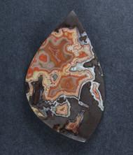 Colorful Dryhead Agate Designer Cabochon  #17305