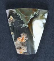 Amazing Priday Plume Agate Designer Cabochon  #17404