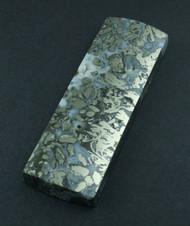 Unusual Nipomo Marcasite Agate Designer Cabochon  #17414