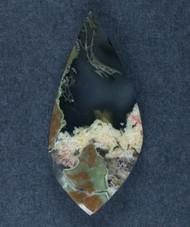 Amazing Priday Plume Agate Designer Cabochon  #17421