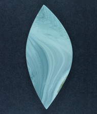 Gorgeous Swirly Willow Creek Jasper Designer Cabochon  #17445