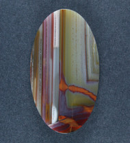 Amazing!! Colorful Brazilian Agate Designer Cabochon  #17453