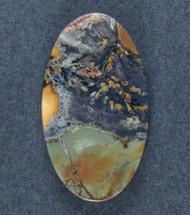 Amazing Priday Plume Agate Designer Cabochon  #17471