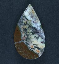 Amazing Priday Plume Agate Designer Cabochon  #17472
