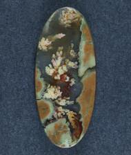 Amazing Priday Plume Agate Designer Cabochon  #17531