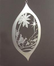 Handmade Sterling Silver Ornament ornmaji