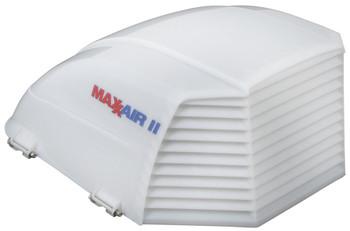 MaxxAir 00-933072 MaxxAir II Roof Vent Cover [ White ]