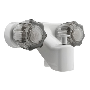 Dura SA110S-WT RV Tub & Shower Diverter Faucet White