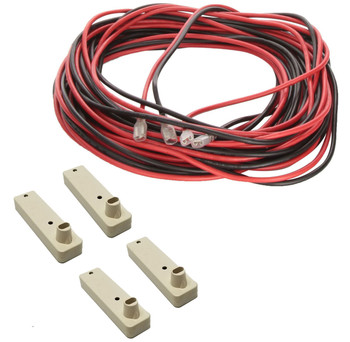 Happijac 600730 Truck Camper Wiring Kit for Motor Upgrade 182524