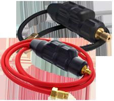 TIG Welding Torch Connectors