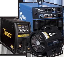 Welding Machines and Equipment