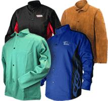 welding jackets welding coats