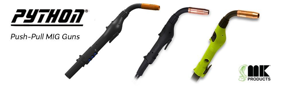 MK Products Cobra MIG Guns