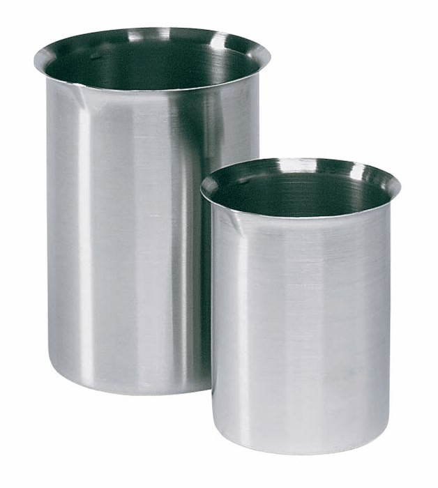 Stainless Steel Beaker 125ml Buy Online At Labdirect