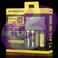 NITECORE I4 Quad Battery Charger