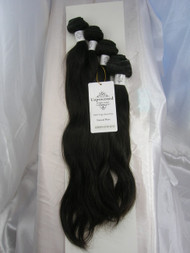 "12""14""16""18"" 4 Bundles Unprocessed 100% Virgin Brazilian Natural Wave Human Hair Weave Extensions"