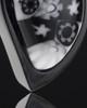 Black Plated Stainless Elegant Evening Keepsake Pendant