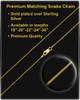 Gold Plated Awakening Cremation Urn Pendant