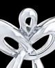 Sterling Silver Messenger of Love Cremation Urn Pendant