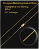 Gold Plated Lovely Messenger Urn Keepsake