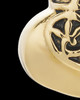 Gold Plated Intricate Heart Urn Pendant