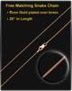 Rose Gold Plated Heart Trio Keepsake Jewelry