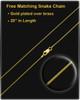 Gold Plated Heart Duo Keepsake Jewelry