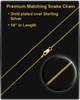 Necklace Urn Gold Plated Memory Heart Keepsake